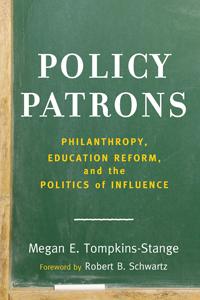 Maribel Morey Reviews Tompkins-Stange's POLICY PATRONS(2016)