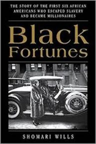 A Review of Shomari Wills's BLACK FORTUNES (2018)